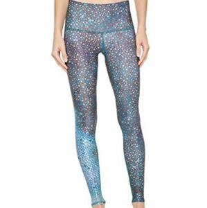 Teeki Blue Mermaid Fairyqueen leggings, XS
